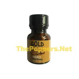 Gold Hero Extra Strong Poppers 10 ML