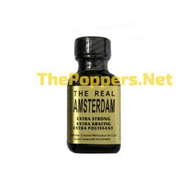 The Real Amsterdam Extra Strong Poppers 30 ml