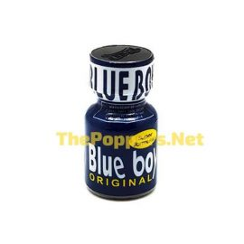 Blue Boy Orijinal Poppers 10 ML