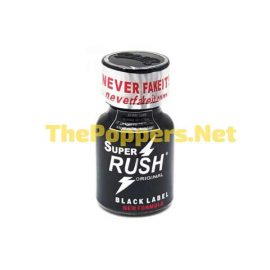Super Rush Orijinal Black Label 10 ML