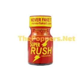 Super Rush Orijinal Poppers 10 ML