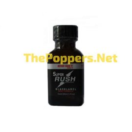 Super Rush Black Label Poppers 30 ml